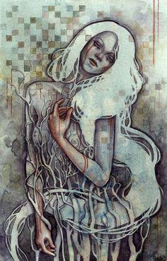 kelly mckernan art - Google Search