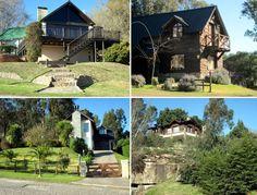 Bellas casas en Sierra de Los Padres, Argentina