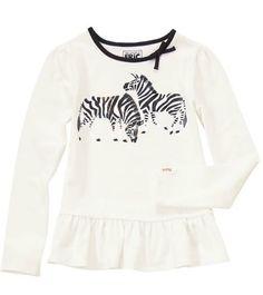 Baby & Toddler Clothing Reasonable Gymboree Eric Carle Zebra Shirt Toddler Girl Size 2t Black & White Zebras Top Tops & T-shirts