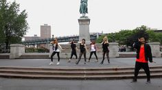 Let hip-hop dance crew Def-C show you how to dance like Beyonce, Chris Brown, Diversity, Jabbawockeez, and other artists in these dance videos.