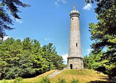Myles Standish Monument, Duxbury, MA - Janice Drew
