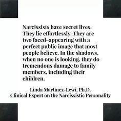narcissists