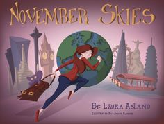 November Skies! Introducing Culture Honey's Original Fictional Series! Sneak Peek Here!