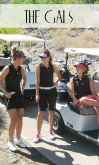 Gals Who Golf   Modern Women's Golf Clothing + Product Review: LPGA LOOKS WE LOVE? PAULA CREAMER'S SOCKS!