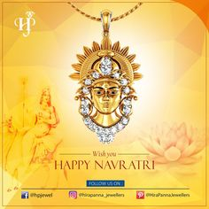 We wish you all a Very Happy Navratri! Lord Durga, Happy Navratri, Durga Puja, Cursed Child Book, Festival Jewellery, Joy, Jewels, Gold Jewelry, Celebration