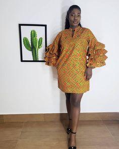African Dress Patterns, Ankara Dress Designs, African Print Dress Designs, African Maxi Dresses, Latest African Fashion Dresses, African Dresses For Women, African Print Fashion, Africa Fashion, African Attire