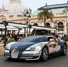 No even fair.. Bugatti