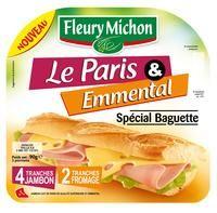 Fleury Michon lance un pack spécial pour le sandwich Jambon-Beurre ~ Mars 2015