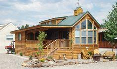 Park Model Cabin Loft