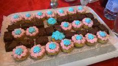 Cupcake e brownie