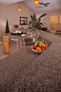 Granite Transformations Design Ideas, Pictures, Remodel, And Decor   Page  4. Green TableKitchen CountertopsEngineered ...