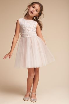 BHLDN Charley Dress in  Dresses Flower Girl Dresses | BHLDN