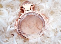Paco Rabanne Olympea  ..aquatic vanilla, smells like freshly cleaned doll head, a bit synthetic, not my style.
