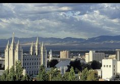 Salt Lake City Utah - Ranked No. 3 The Best Big Cities For Jobs - Forbes Magazine Salt Lake County, Salt Lake City Utah, Best Places To Retire, Places To Visit, Beautiful World, Beautiful Places, San Francisco Skyline, Places Ive Been, The Good Place
