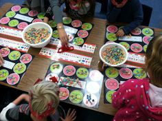 Teacher Bits and Bobs: 100th Day Wrap-Up and a Presidents Day Freebie!