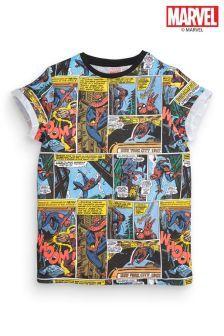 White Spider-Man™ T-Shirt (3-14yrs)
