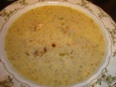 Rezept: Champignon-Suppe