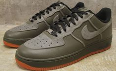 "Nike Air Force 1 PRM Skive Tec VT ""Olive"""