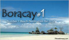 Boracay Named 2012 World's Best Beach Destination - Boracay Boracay Island, Destin Beach, Philippines, Names, World, Outdoor, Outdoors, The World, Outdoor Games