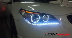 Audi Style Switchback LED strips for all you Audi lovers out there.  http://ijdmtoy.com/BLOG/wordpress/2014/05/21/audi-style-switchback-led-strips/  #Audi #BMW #LED #LEDLights #Cars #CarParts #iJDMTOY