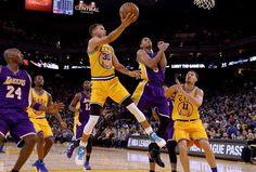 NBA : meilleur début de saison de l'histoire pour les Golden State Warriors