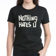 Perks Nothing Hates You Women's T-Shirt> Nothing Hates You> Perks of Being a Wallflower