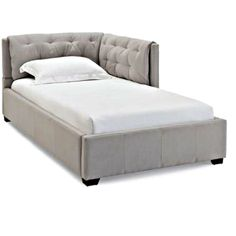 Twin Lounge Day Bed Reversible Dorm Room Bedroom Furniture Home Living Sofa Tuft #Modern