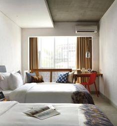 Adhisthana Hotel from $26 a Night Yogyakarta, Hotels, Night, Bed, Furniture, Home Decor, Stream Bed, Room Decor, Home Interior Design