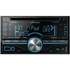 Kenwood DPX500BT Double DIN In-Dash Car Stereo Receiver  http://www.productsforautomotive.com/kenwood-dpx500bt-double-din-in-dash-car-stereo-receiver/