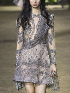 empress-empire // hello & welcome, lovely - Elie Saab S/S16 Couture