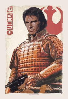 Han Solo Samurai