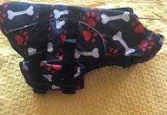 Novelty Life Jacket Dog M Medium Shark New Rescue Handle Reflects Life Vest    eBay