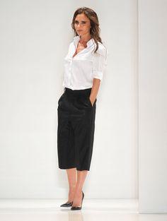 Victoria Beckham Style Icon |  Fashion Tips