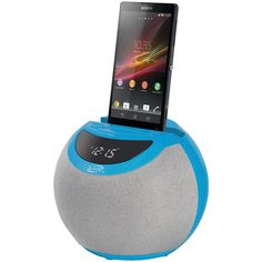 Ilive Bluetooth Clock Radio (blue)