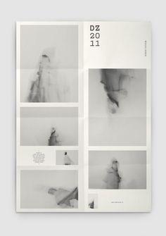 Grille de composition et visuels photographiques. Dominik bubel