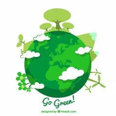 ¡Ir verde!