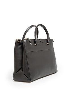 Trapezium tote bag - Women  0433d53e6b8e3