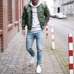 Men's Street Pro Mens Fashion | #MichaelLouis - www.MichaelLouis.com