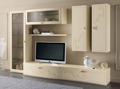Tv stand cabinet design full size of modern stand wall unit cabinet units stands ivory prestige . Modern Cabinets, Tv Cabinets, Tv Stand Cabinet Design, Floating Tv Cabinet, Living Room Wall Units, Living Room Furniture, Entertainment Center Makeover, Entertainment Room, Crockery Cabinet