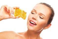 Raw honey for acne #acne #honey #remedies #DIY #natural