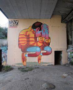 Aryz  visit dopewriter.com to buy personal graffiti via paypal