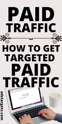 Do you want to start getting quality targeted traffic with little budget to your business website using multiple paid traffic sources? Find out, here! #paidtraffic #targetedtraffic #lowbudgetad #businesswebsiteads Display Advertising, Online Advertising, Online Marketing, Digital Marketing, Youtube Advertising, Google Ads, Business Website, Budgeting, Budget Organization