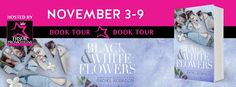 TLBC's Book Blog: Out Now! Black and White Flowers by: Rachel Robins...