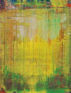 Gerhard Richter Abstract | Gerhard Richter: Abstract Paintings, 2009' @ Marian Goodman Gallery