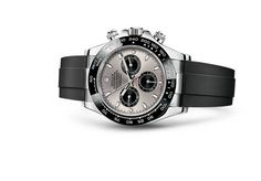 Discover the new Rolex Cosmograph Daytona unveiled at Baselworld 2017.