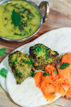 This low-calorie mint fish tikka is succulent, wickedly easy and DELICIOUS. If you enjoy the good old' chicken tandoori, you are DEFINITELY going to love this one too. Equally YUMS!