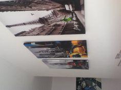 My wall