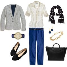 """""""Black and Blue"""" by bluehydrangea on Polyvore"""