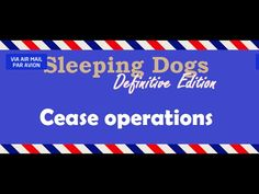 [7:04]Cease operations mission - Sleeping Dogs: Definitive Edition