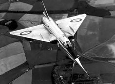RAF Fairey Delta 2 - set a world aviation speed record in Military Jets, Military Aircraft, Plane Photos, Aviation Image, Experimental Aircraft, Aircraft Design, Ww2 Aircraft, Concorde, Air Force